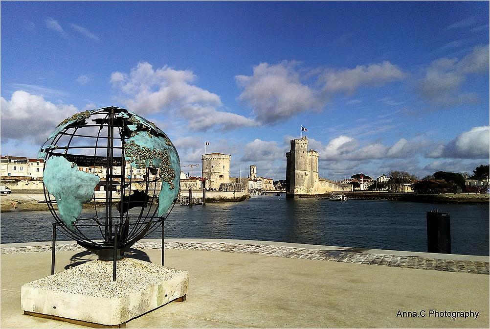 La Rochelle dans le monde