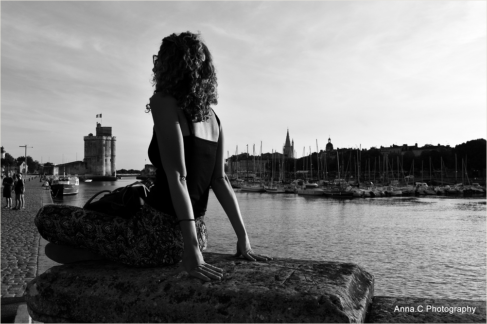 La petite sirène de La Rochelle