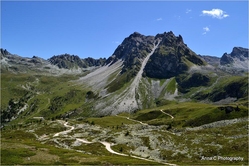 Les chemins de randonnée