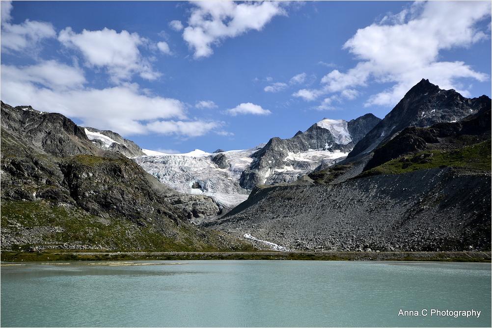 Le glacier de Moiry #1