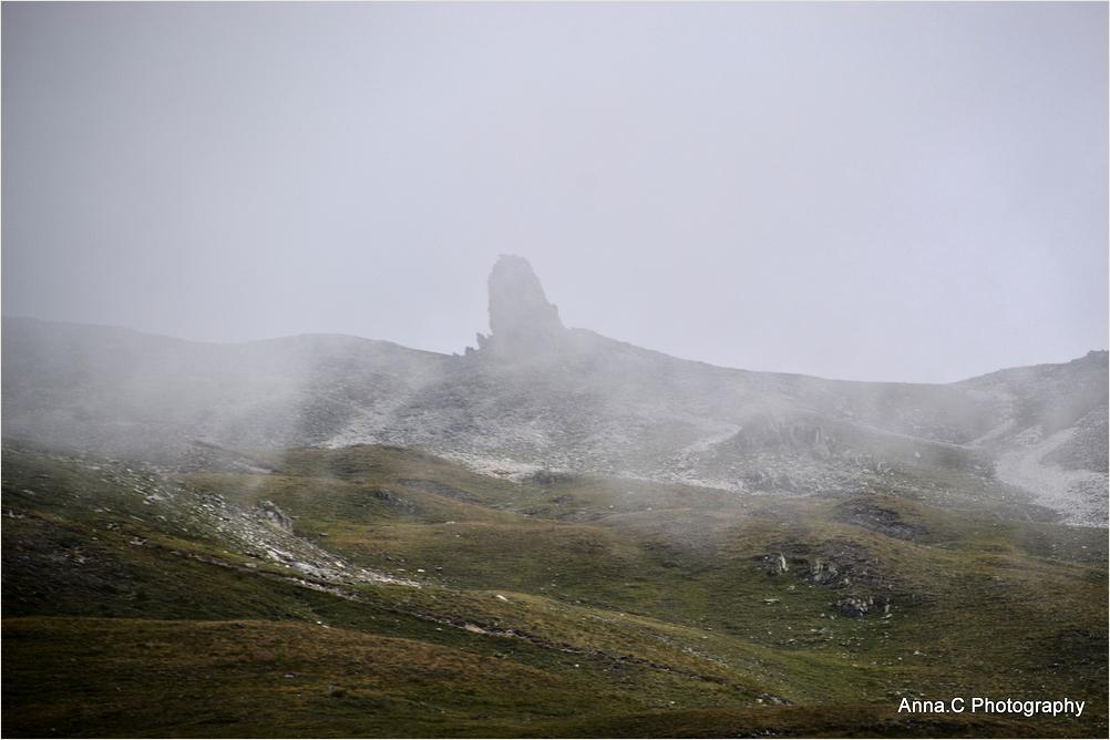 the ghost peak