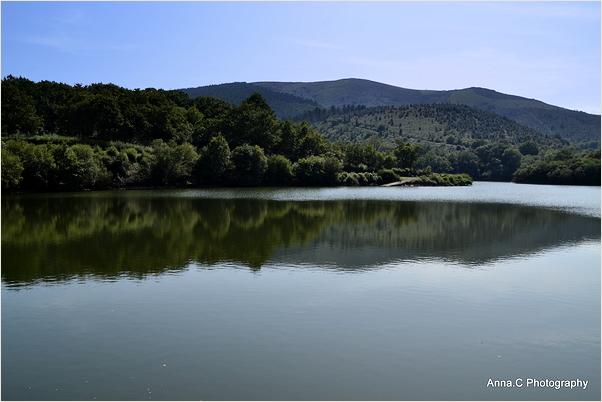 Les reflets du lac d'Ibardin #4 et fin