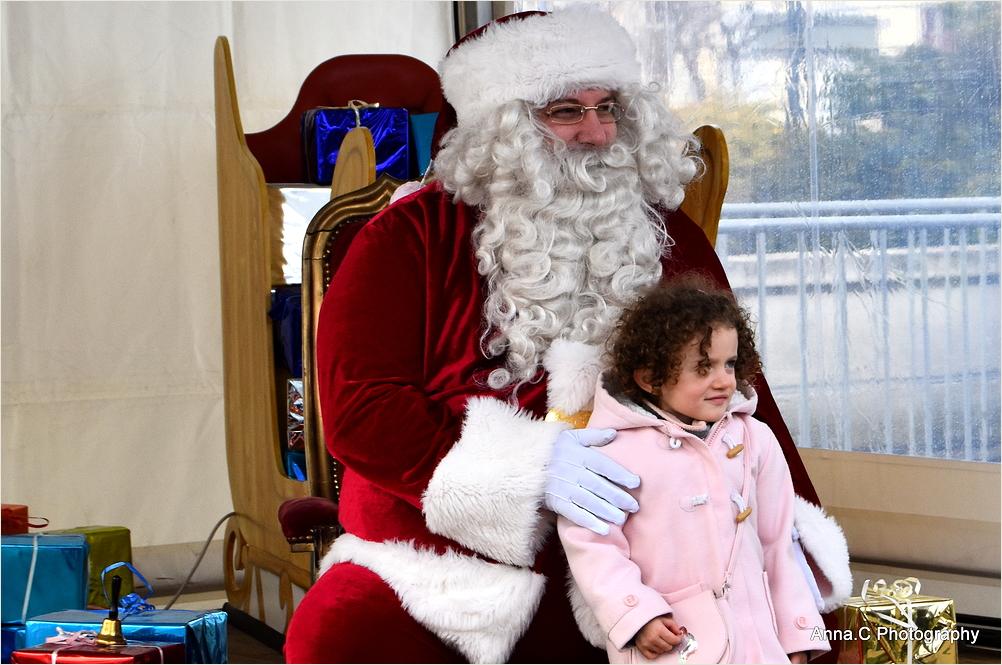 J'ai rencontré le Père Noël
