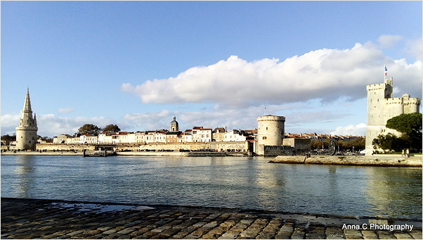 La Rochelle et ses tours