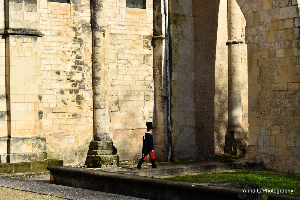 Le gardien de l'abbaye