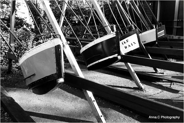 Les ptits bateaux qui ont des jambes