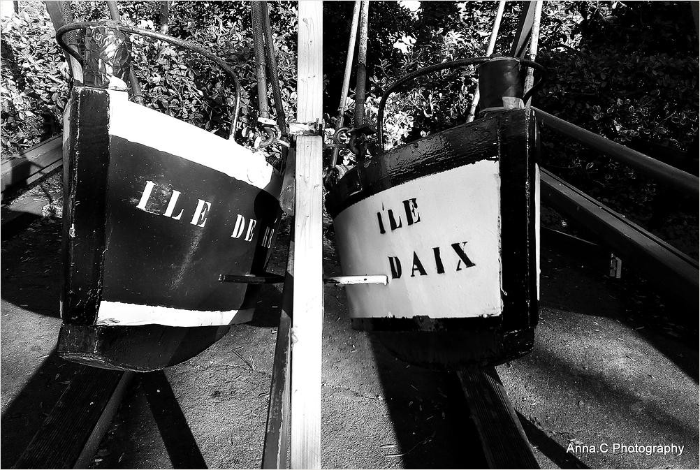 Aller en barque à l' île de Ré ou l' île d'Aix ?