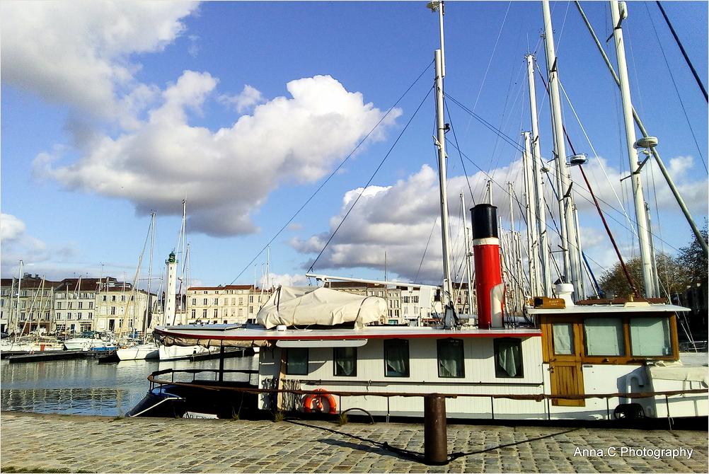 Le bateau du Capitaine Haddock