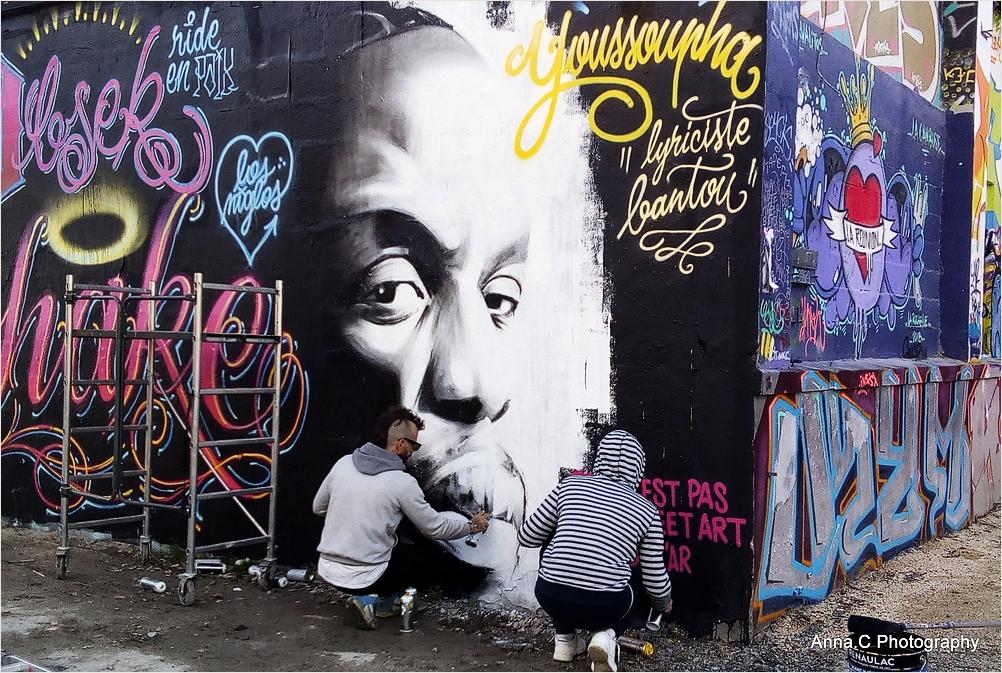Ceci n'est pas du Street Art mais de l'Art