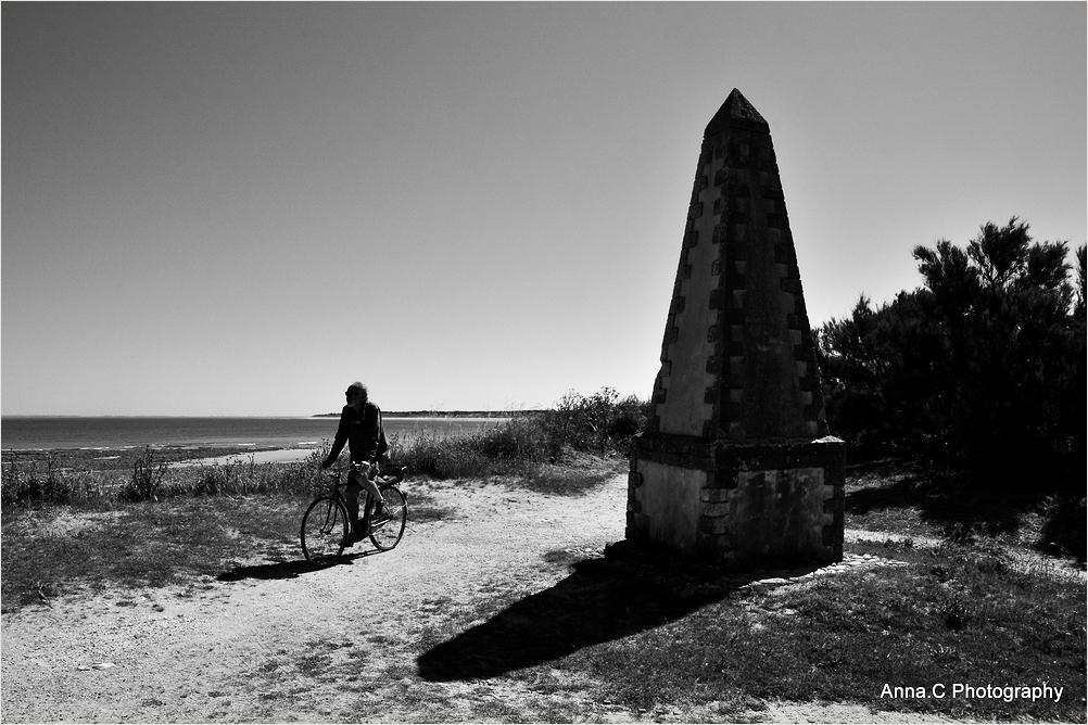 Le tour de la pyramide à vélo # 2