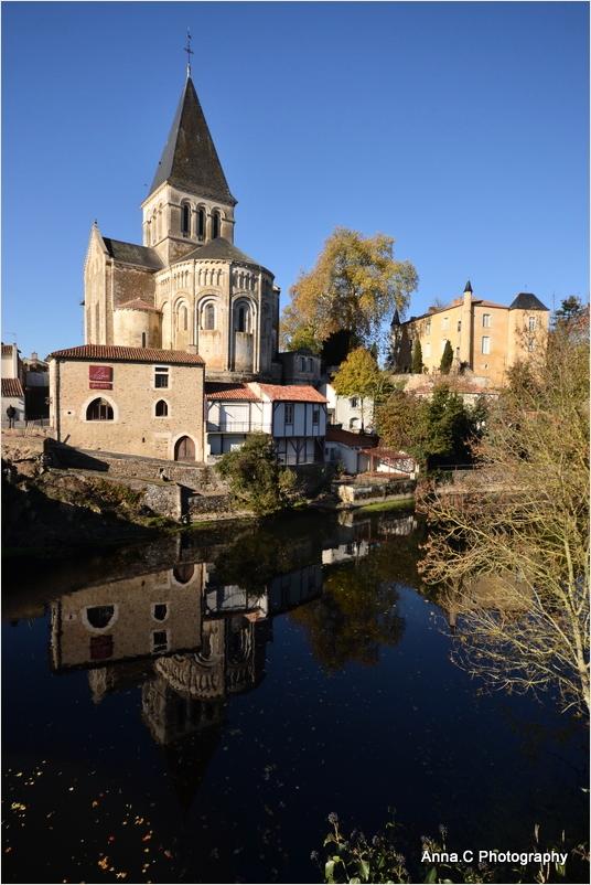 Mareuil, petite cité de caractère