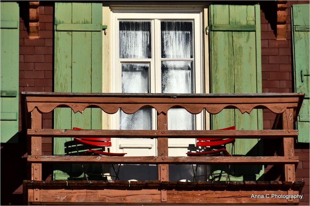 Noël au balcon