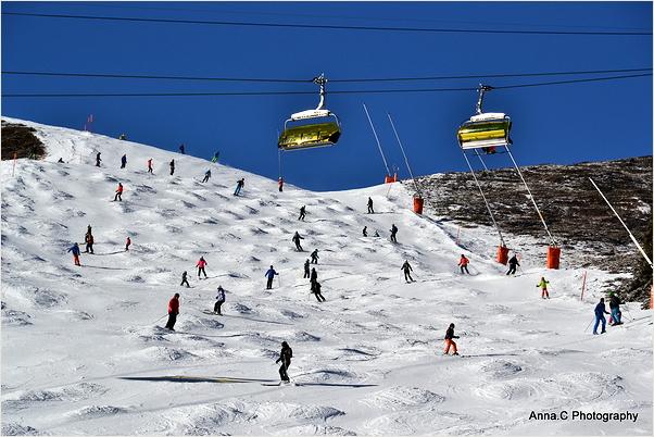 Les joies du ski en Suisse
