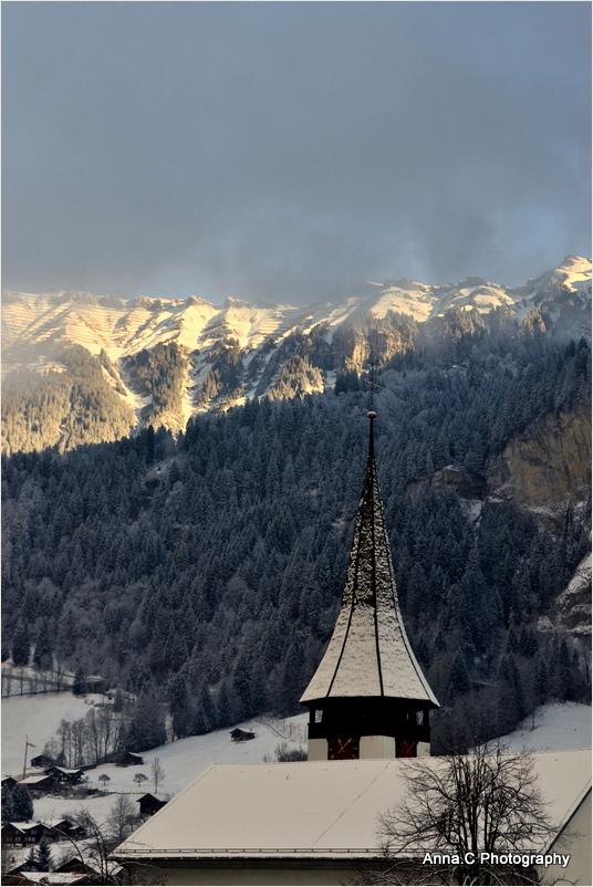 La chapelle du village