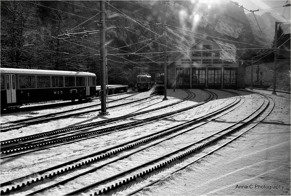 Gare de montagne