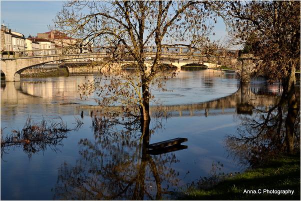 La crue de la Charente # 5