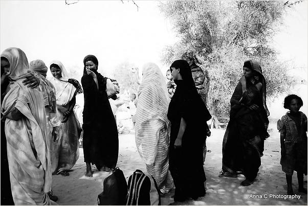 Femmes nomades