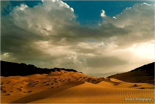 Douceur des dunes