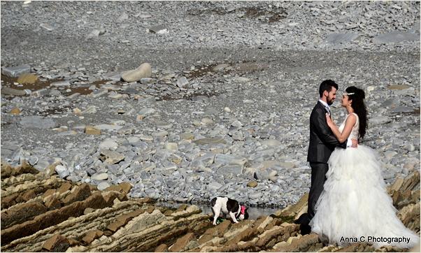 Le témoin de mariage était un chien !