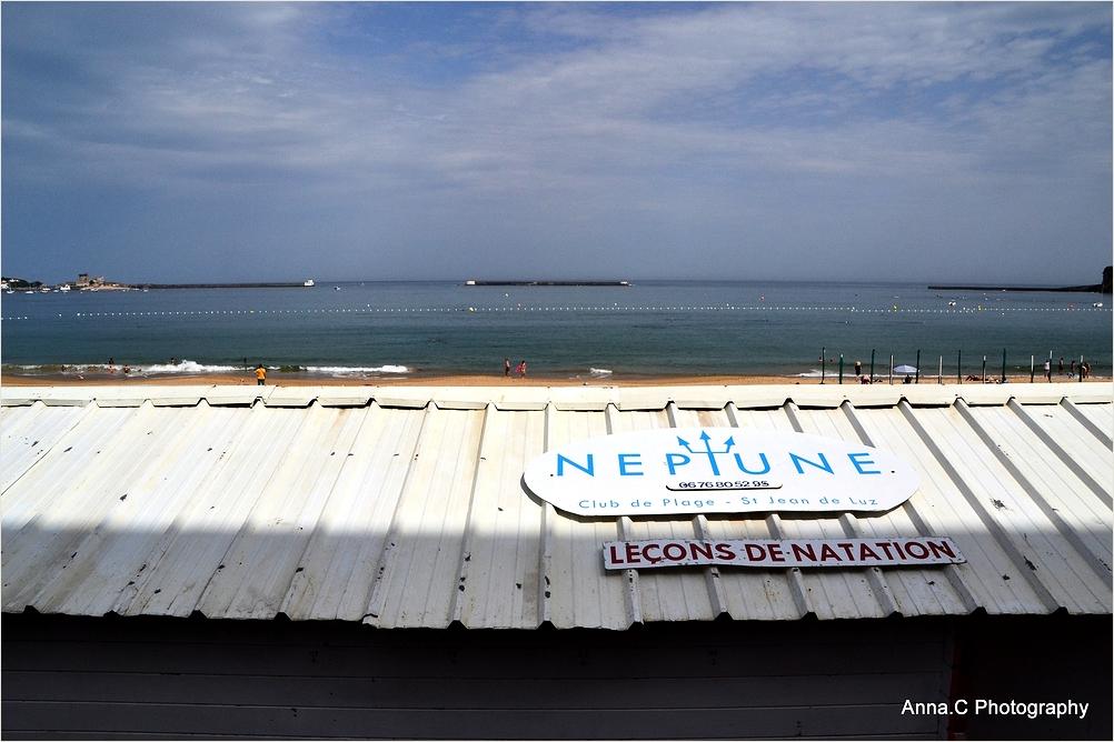 Nager avec Neptune