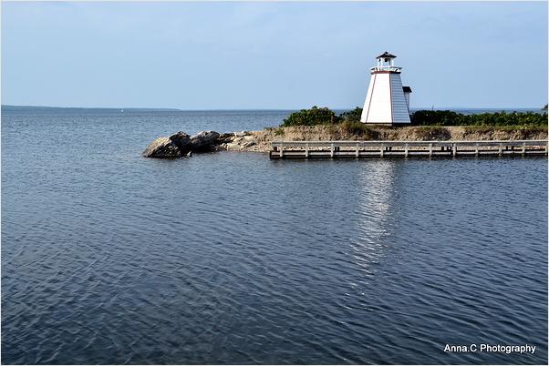 The little lighthouse