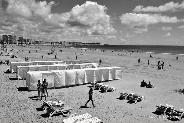 Vacances en Août
