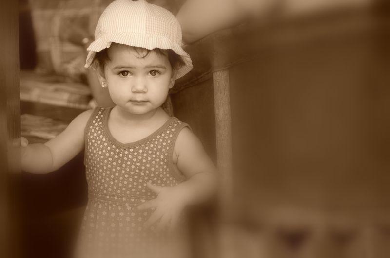 ...a child's innocence...