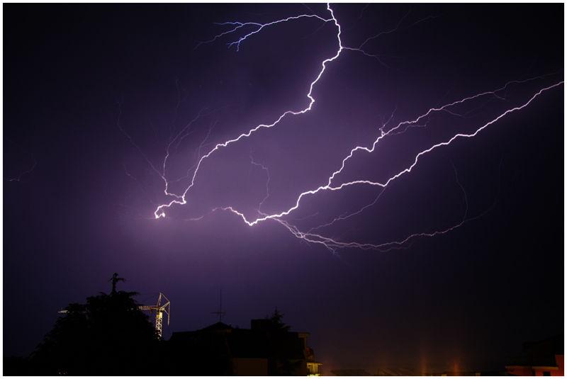 lightning night photografy canon eos 40D alexbash