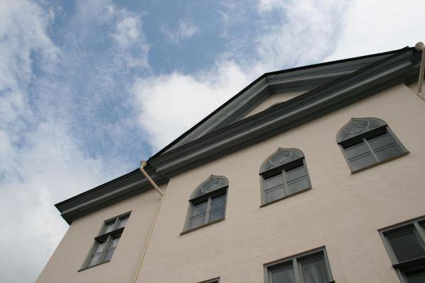 Deserted Manor House in Sweden