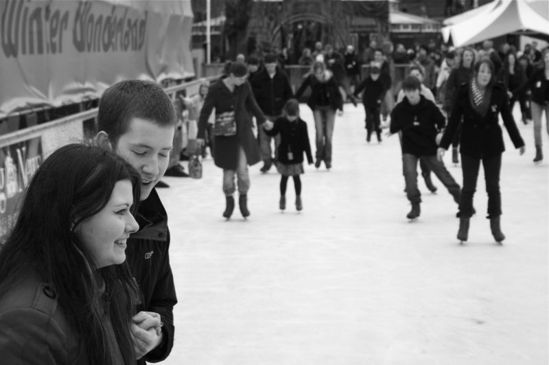 Edinburgh ice rink
