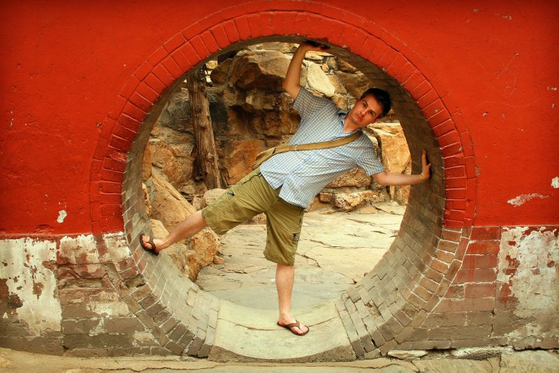 china, travel, summer palace, beijing,