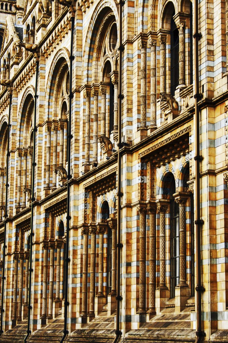 London, Natural History museum, south kensington