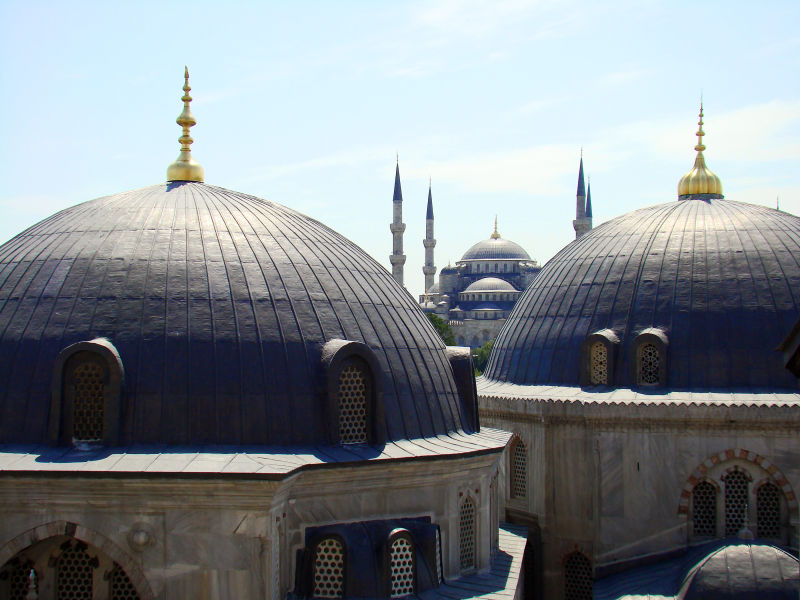blue mosque, turkey, istanbul