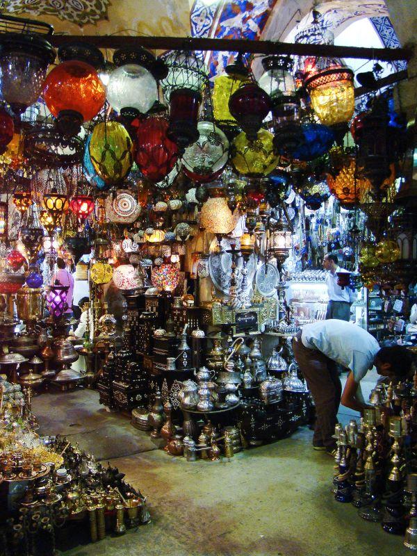 bazaar, istanbul
