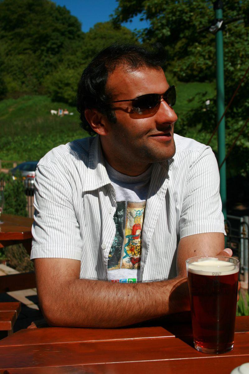 Beer, pub, walk, clent hills
