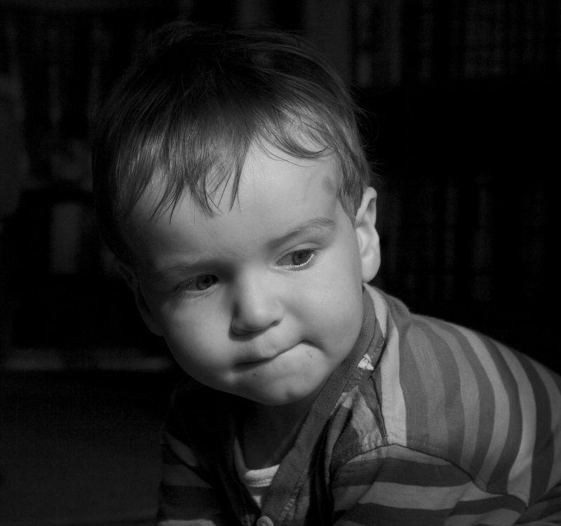 nephew, portrait, people