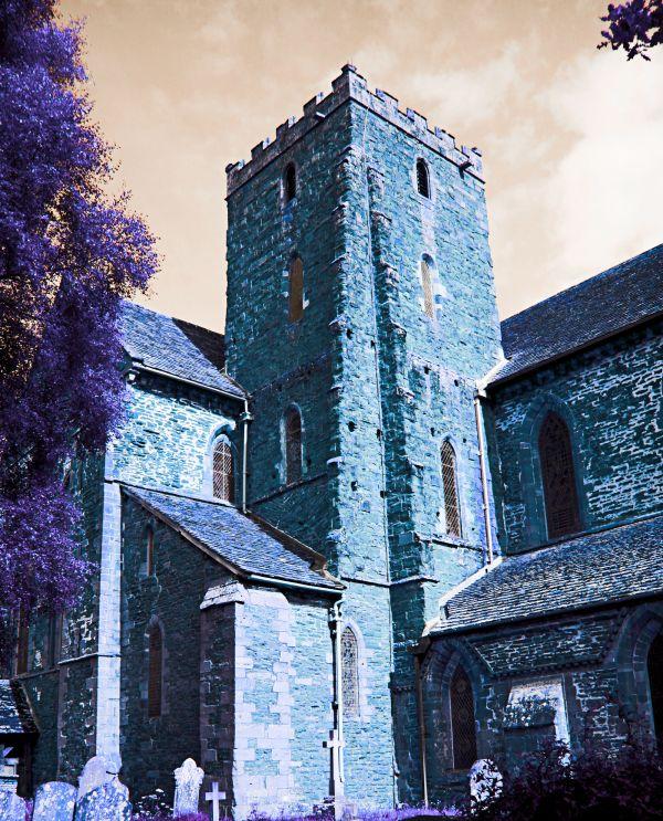 Dore Abbey, Wales,