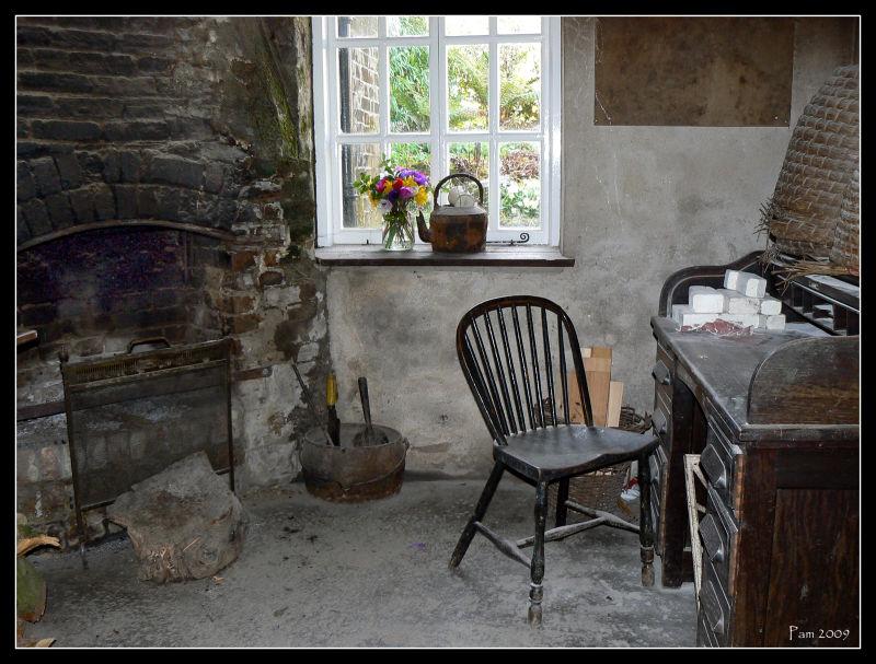 The Gardener's Office