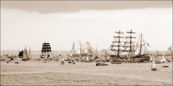 Tall Ships, Falmouth