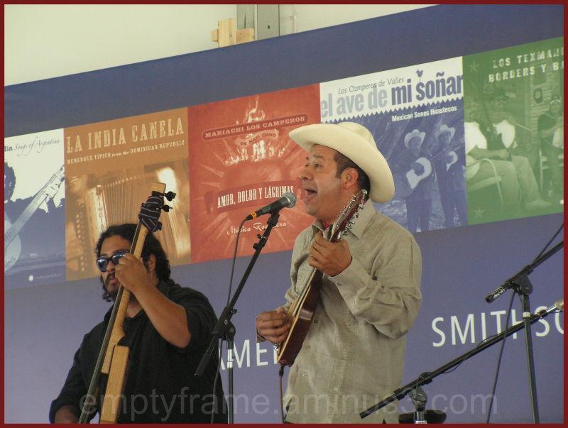 Music from 2009 Folklife Festival