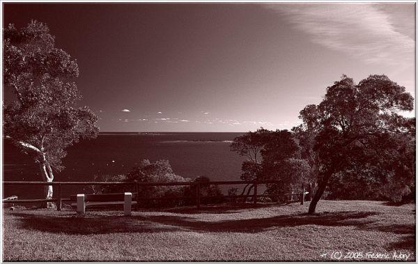 Parc du Ouen Toro à Nouméa,  Calédonie