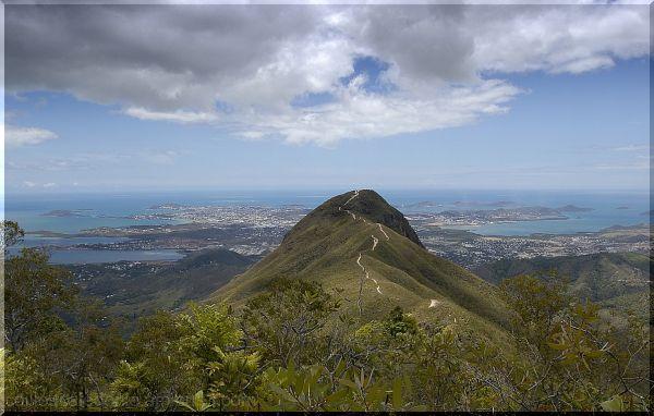 Pic Malaoui, Noumea, New Caledonia