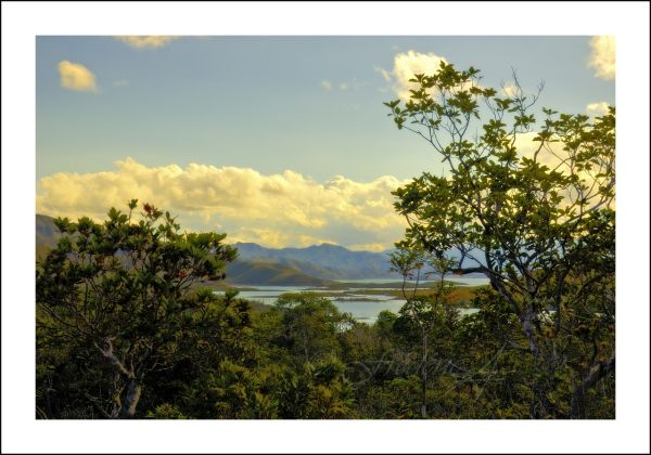 lac de Yate en Nouvelle Calédonie