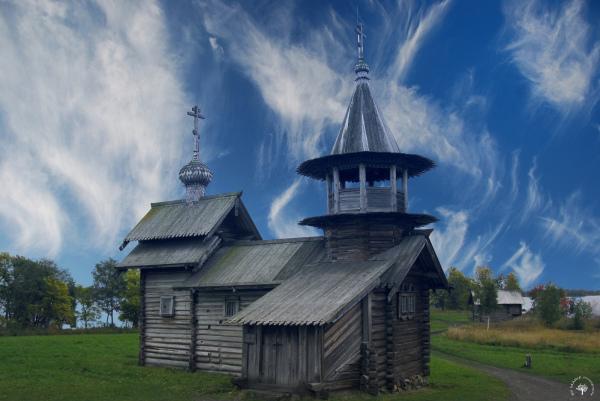 Kizhi, chapelle de l'archange Michel