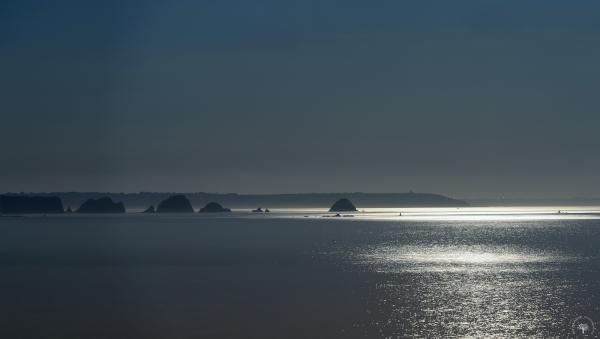 Clair de lune sur les Tas de Pois