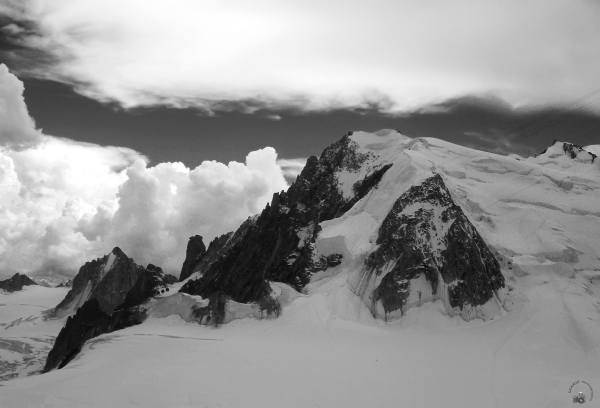 Mont Blanc de Tacul (4248 m)