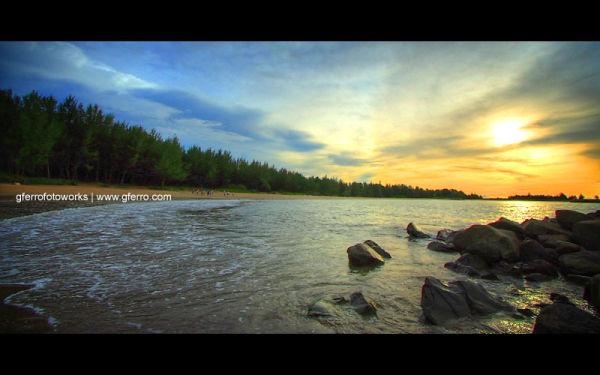 Tungku Beach Brunei