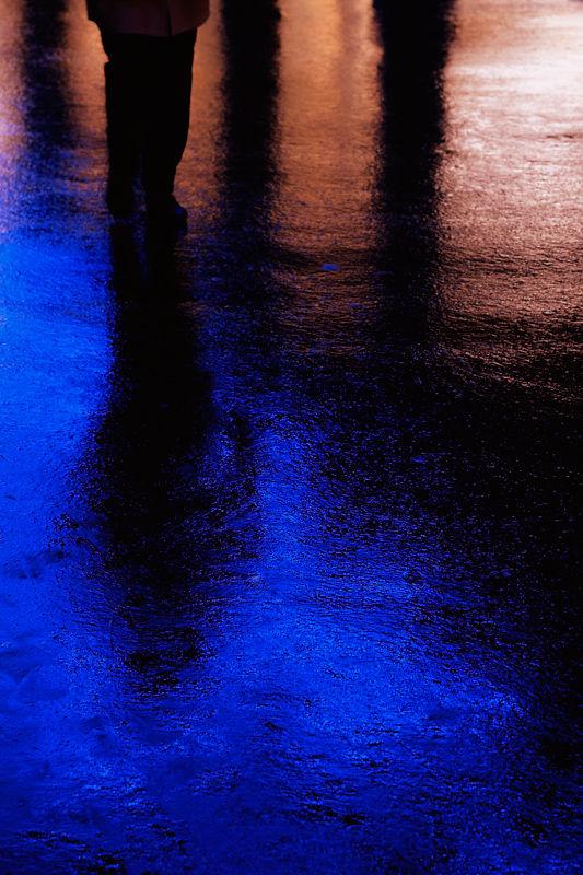 passage bleu