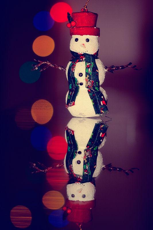 mon (mes) bonhomme(s) de neige