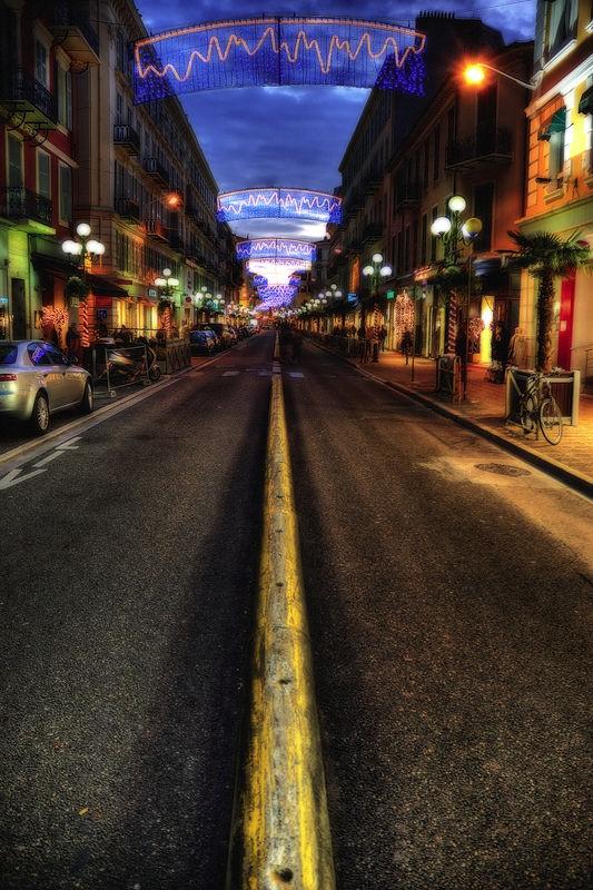 lumières de la ville